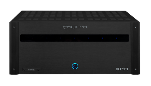 Emotiva XPA-9 Gen3 - Home Theater Nine Channel Power Amplifier - The Audio Company