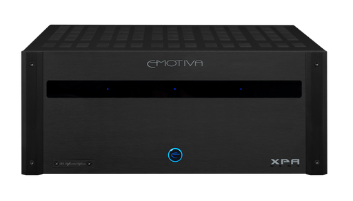Emotiva XPA DR3 - Differential Reference Three Channel Power Amplifier - The Audio Company