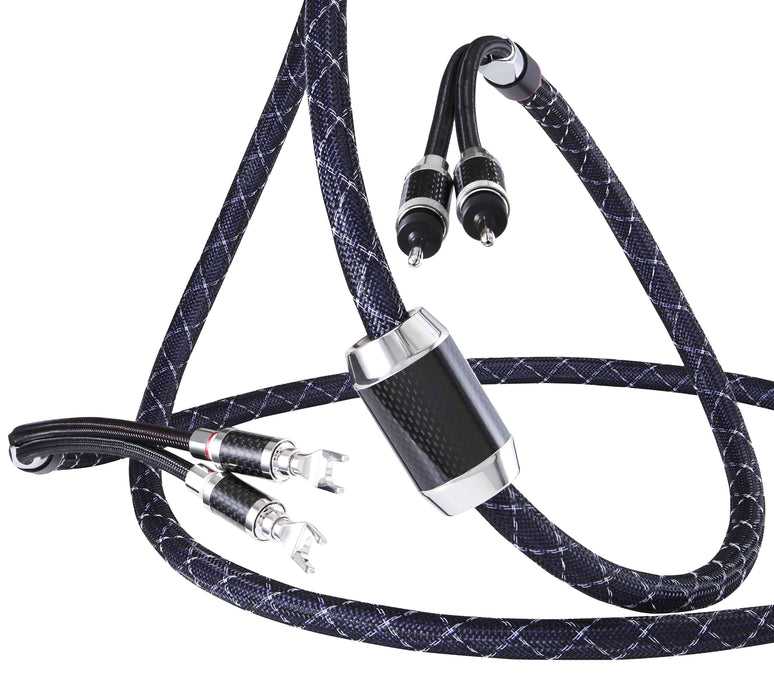 Furutech NanoFlux - α (Alpha) Nano-Au-Ag OCC Reference Speaker Cable - The Audio Company