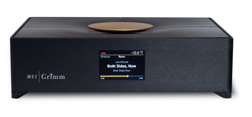Grimm Audio MU1 - Audiophile-Grade Roon Music Server and Streamer - The Audio Company