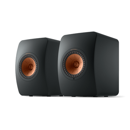 KEF LS 50 Wireless II - Wireless Streaming Speaker Pair - The Audio Company