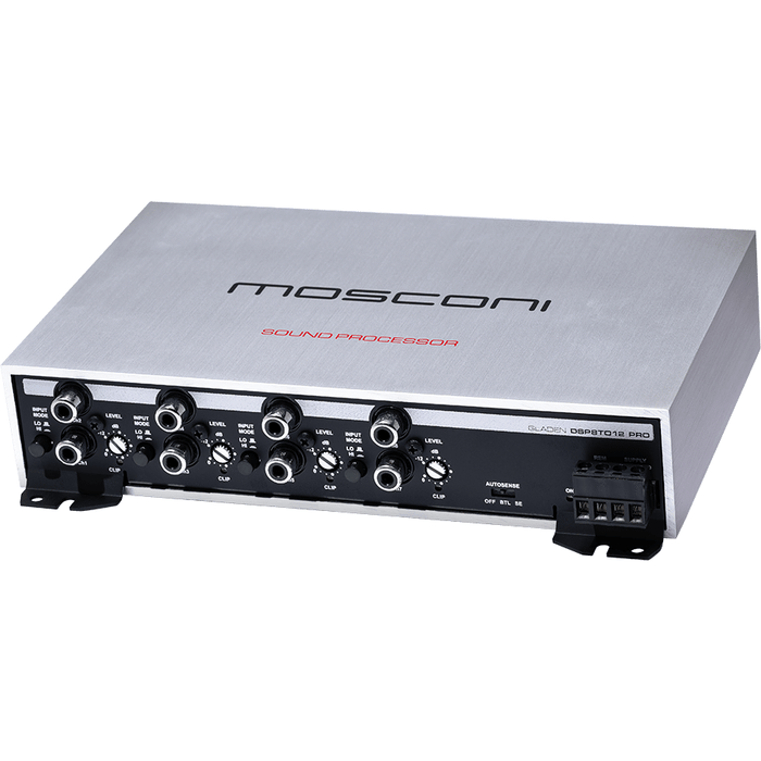 Mosconi DSP 8to12 Pro - Digital Signal Processor - The Audio Company