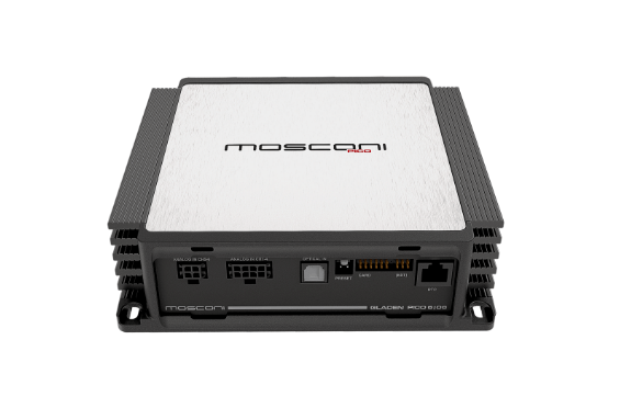 Mosconi Gladen PICO 6|8 OEM DSP - Six Channel Amplifier - The Audio Company
