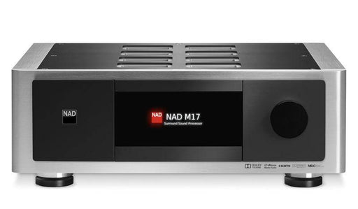 NAD M 17 V2 - 11.1-Channel AV MQA Preamplifier - The Audio Company