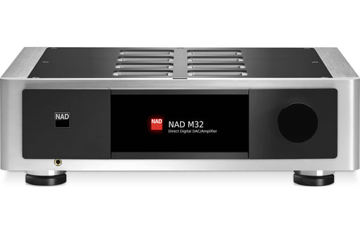 NAD M 32 - Audiophile Integrated MQA Amplifier - The Audio Company