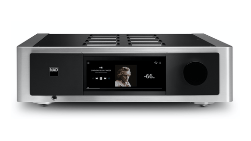 NAD M 33 - Audiophile Integrated MQA Amplifier - The Audio Company
