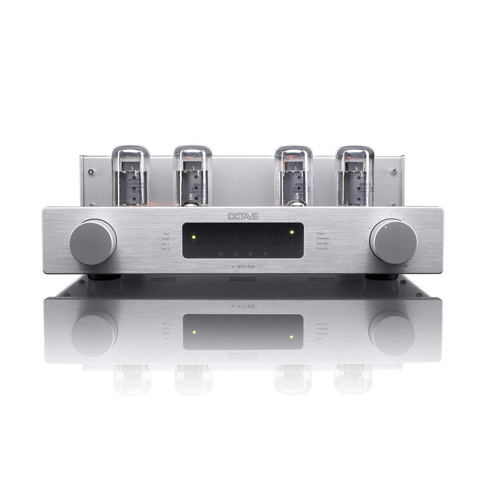 Octave V40 SE - Audiophile Integrated Tube Amplifier - The Audio Company