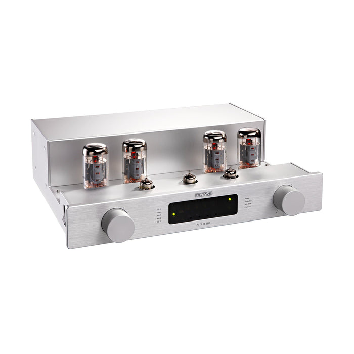 Octave V70 SE - Audiophile Integrated Tube Amplifier - The Audio Company