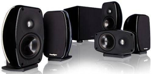 Paradigm Cinema 100 CT - 5.1 Home Theatre Speaker System - The Audio Company