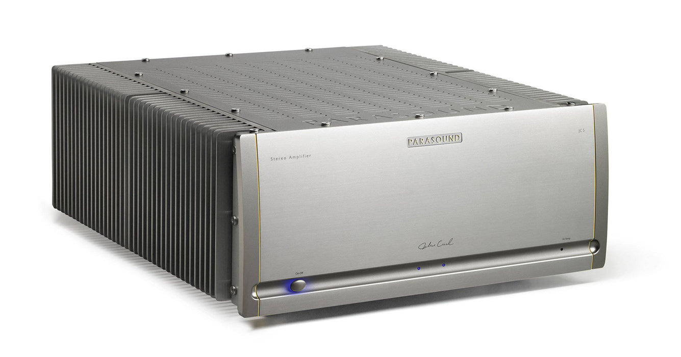 Parasound JC5 Halo - Audiophile Stereo Power Amplifier - The Audio Company
