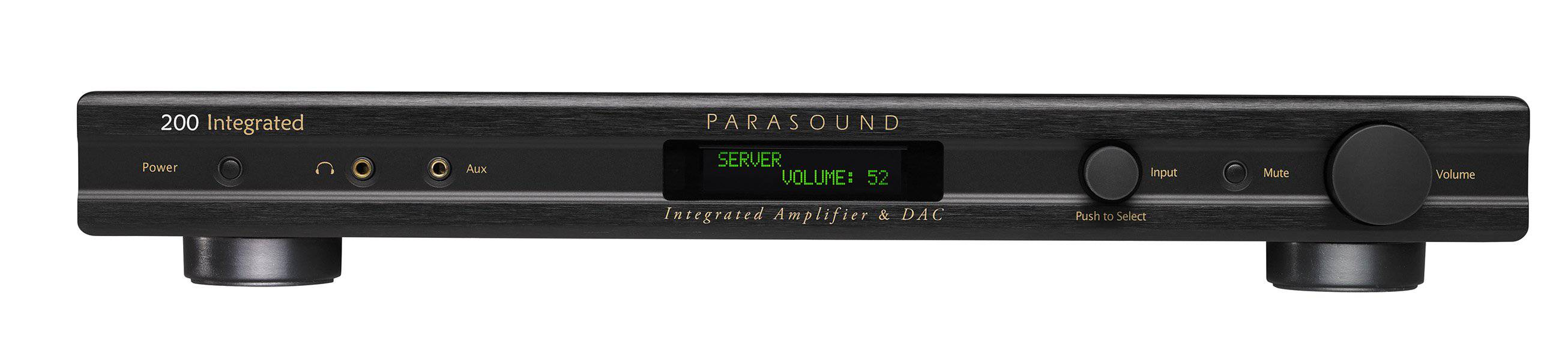 Parasound NewClassic 200 - Integrated Amplifier - The Audio Company