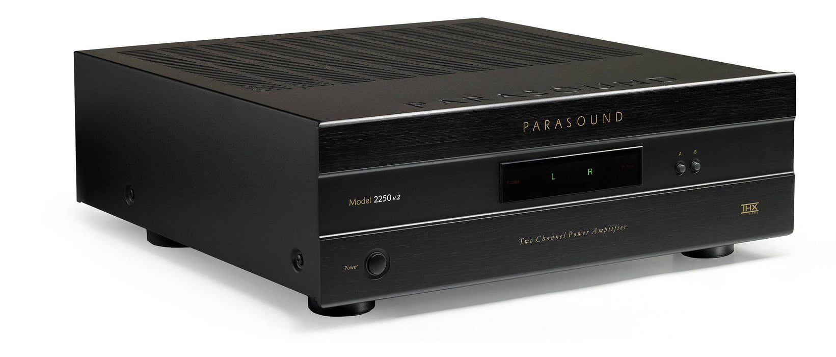 Parasound NewClassic 2250 v.2 - 2 Channel Power Amplifier - The Audio Company