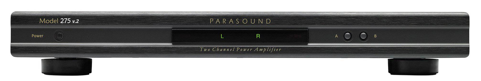 Parasound NewClassic 275 v.2 - 2 Channel Power Amplifier - The Audio Company