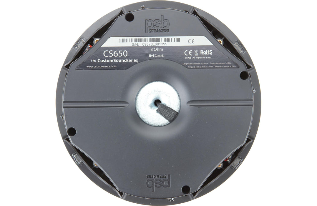 PSB CS650 - 6.5inch Ceiling Speaker - The Audio Company