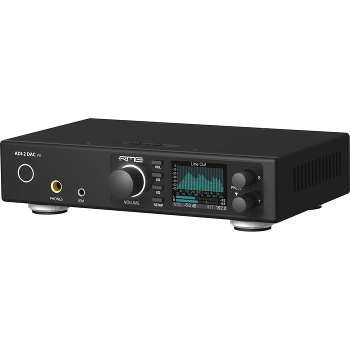 RME ADI-2 DAC FS - Digital to Analog Convertor - The Audio Company