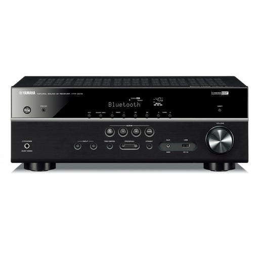 Yamaha HTR-3072 - 5.1 Channel AV Receiver - The Audio Company