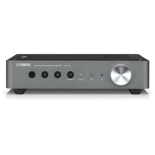 Yamaha WXC-50 - Wireless Multi-Room Hi-Res Music Streamer Stereo Preamplifier - The Audio Company