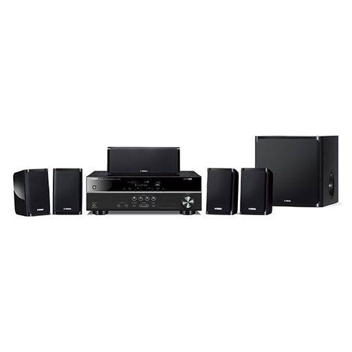 Yamaha YHT-1840 - 5.1 Home Theatre System - The Audio Company