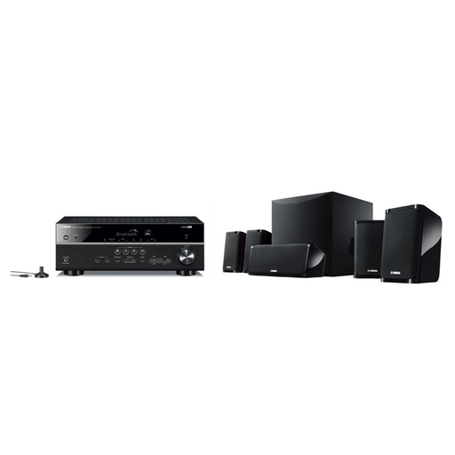 Yamaha YHT-3072 IN - 5.1 Home Theatre System - The Audio Company