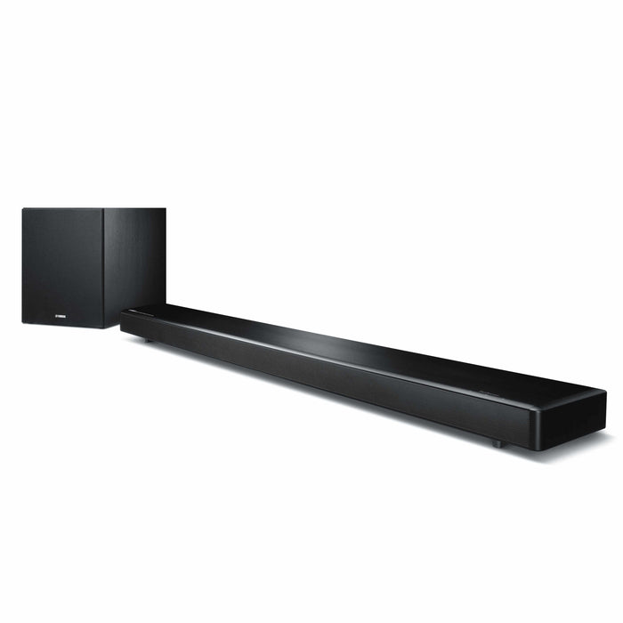 Yamaha YSP-2700 - 7.1 DSP Dolby Atmos Soundbar with Wireless Subwoofer - The Audio Company