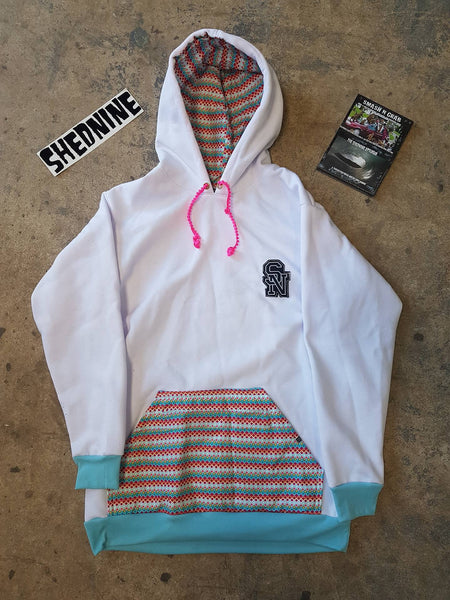 ShedNine, Super Thick, Aussie Handmade, Tall Hood -  Apparel, Shed Nine, Shed Nine