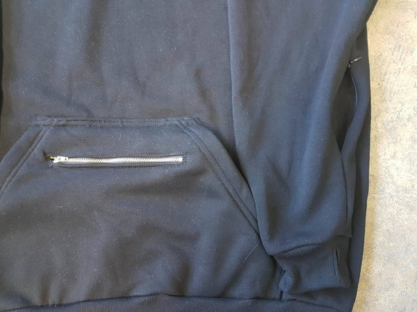 Custom, Super Thick, Aussie Handmade, Tall Hood (With Sleeve or Pocket Zippers)