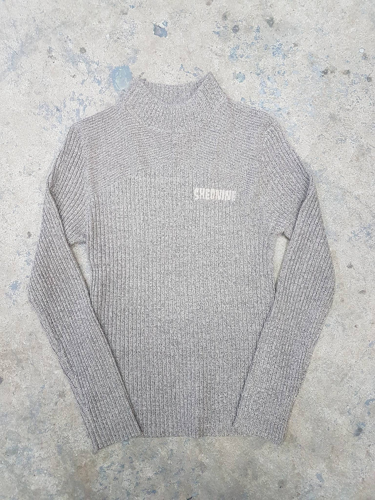 The Grey Milsom Knit