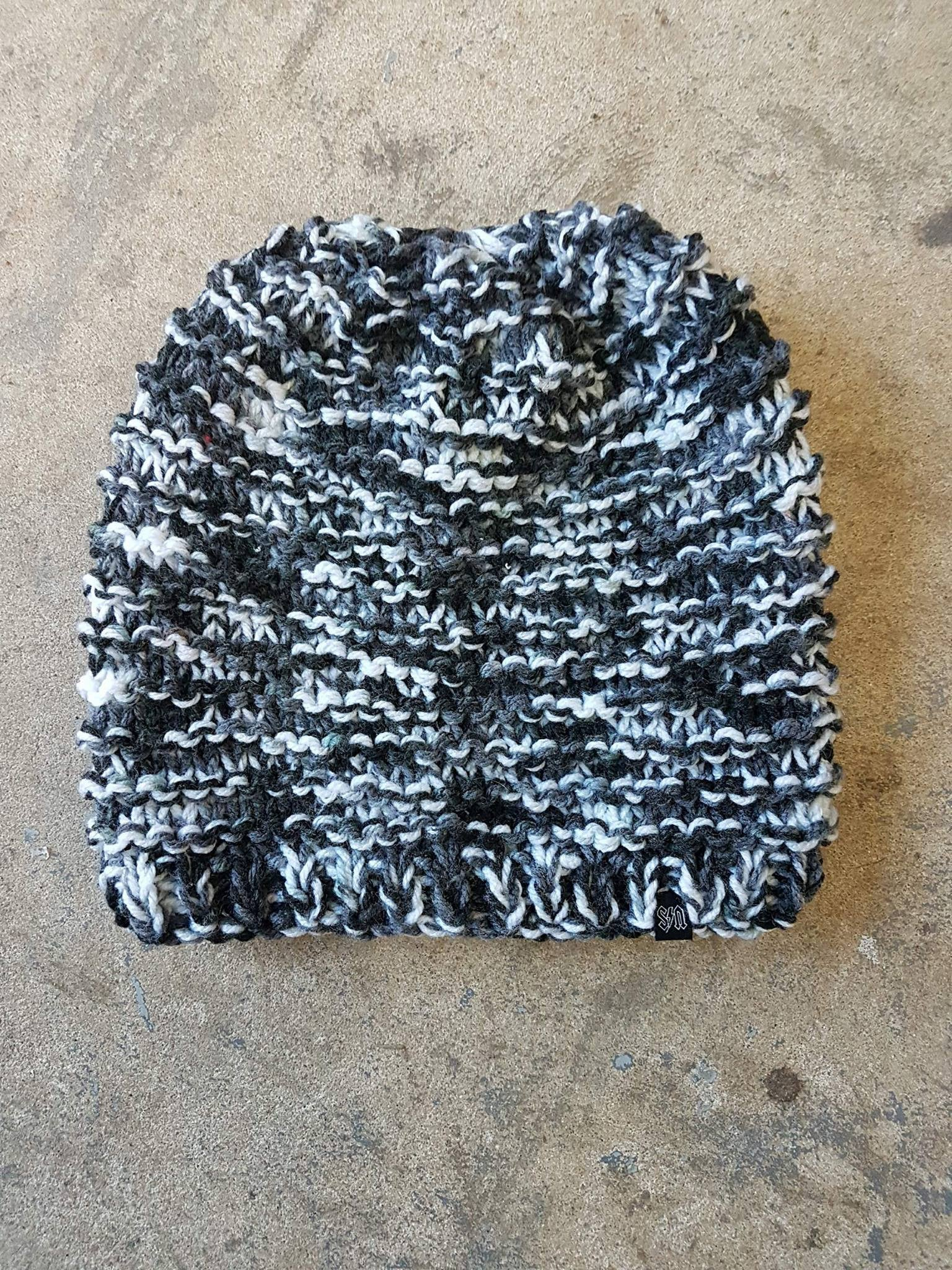 Wool Blend Beanie -  Beanie, Shed Nine, Shed Nine