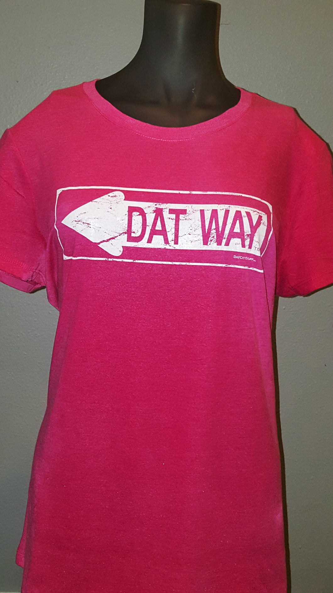 Dat Way T-Shirt - Women