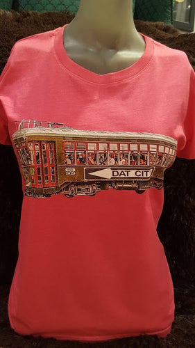 Dat City Streetcar Shirt