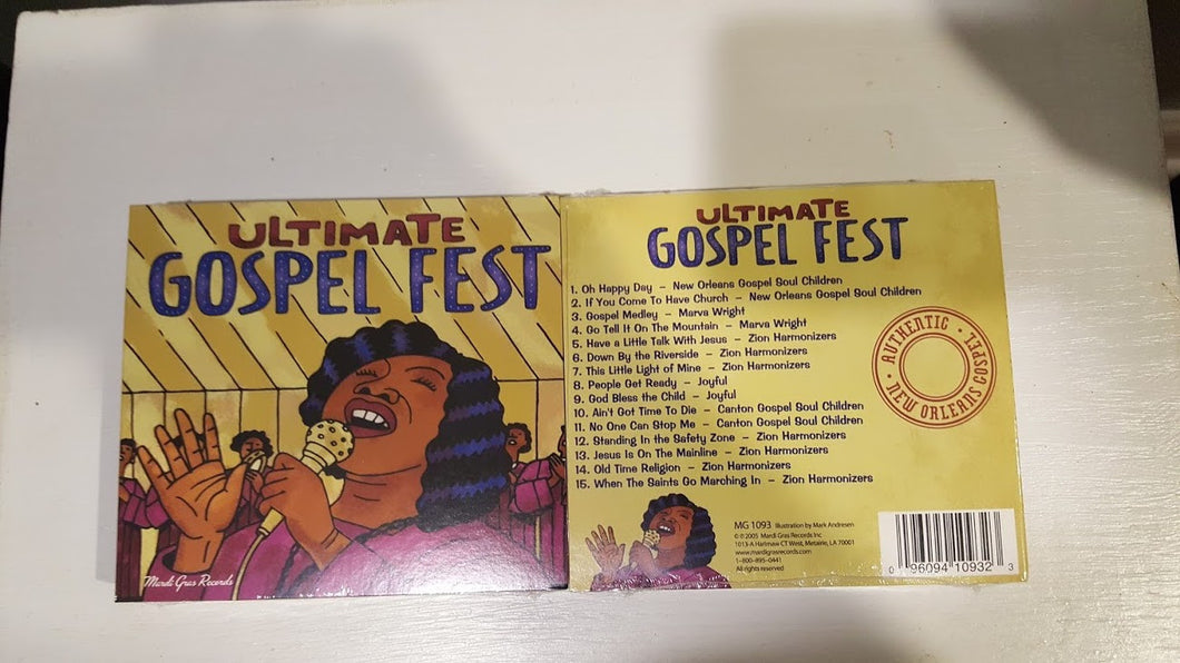 Ultimate Gospel Fest