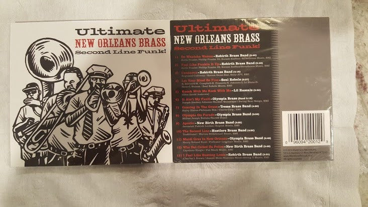 Ultimate New Orleans Brass Second Line Funk!