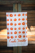 Flour Sack Towel - Louisiana Vegetables