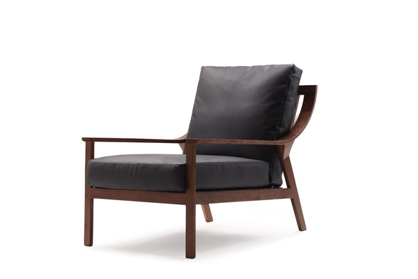 Jacob Leather Armchair