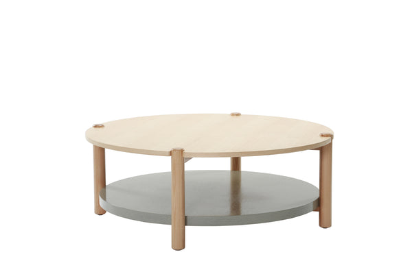 Carl Round Coffee Table