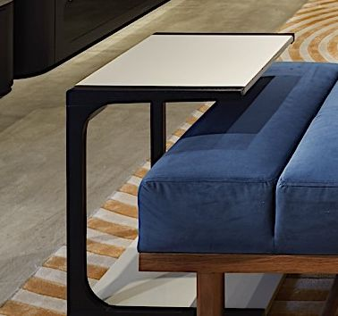 Nora Sofa Side End Table