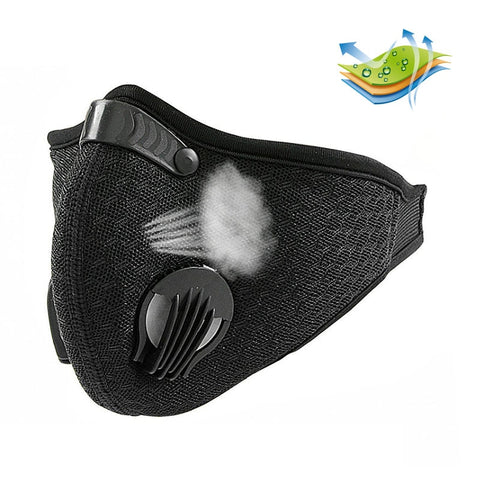 Anti Dust Particle Training Mask