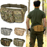 Military Tactical Waist Pack