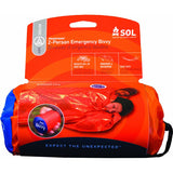 2-Person Emergency Bivvy by SOL - Reflects 90 Percent Body Heat