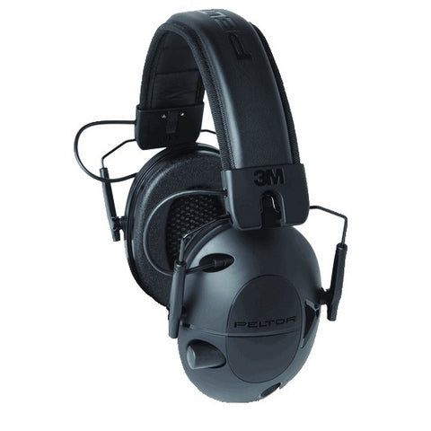 Tactical Electronic Hearing Protector, Ear Protection, NRR 22 dB