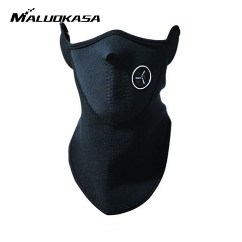 Half Face Fleece Mask