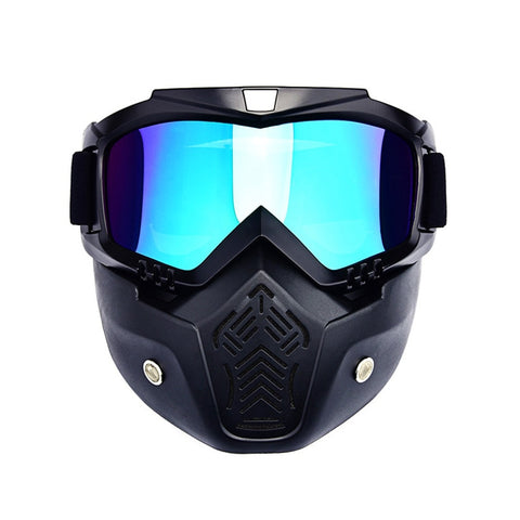 TACTICAL-TEAMS | Full Face Outdoor Mask