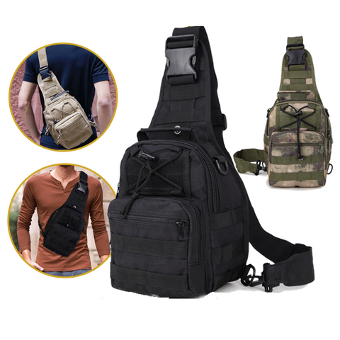 TACTICAL-TEAMS Military Tactical Shoulder Bag