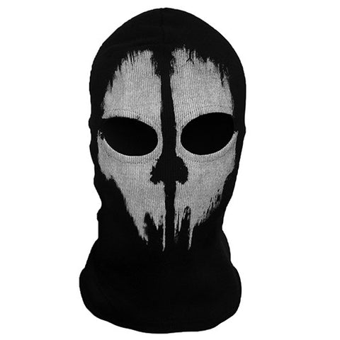 Ghosts Face Mask