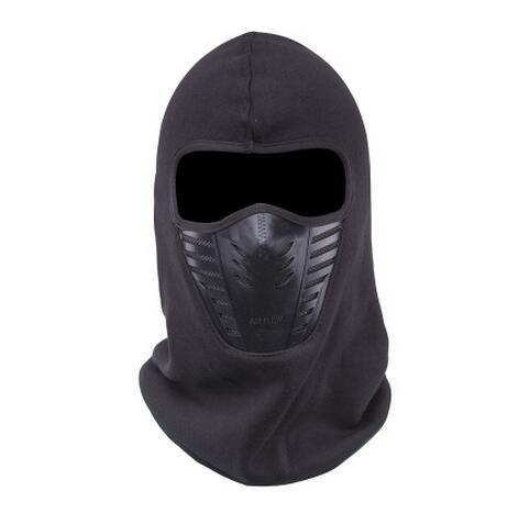 WINDPROOF FACE MASK FOR HUNTING/TACTICAL TRAINING