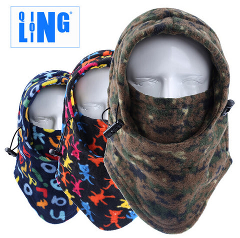 Thermal Balaclavas Mask For Tactical Training