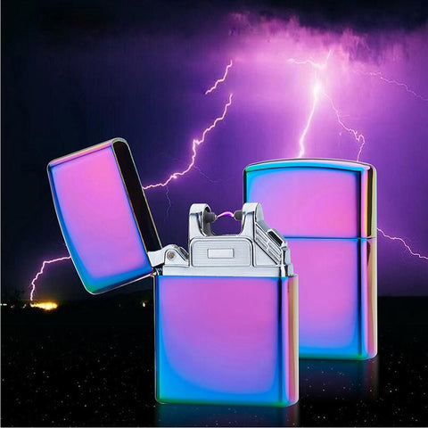 Rechargeable Electronic Windproof Lighters