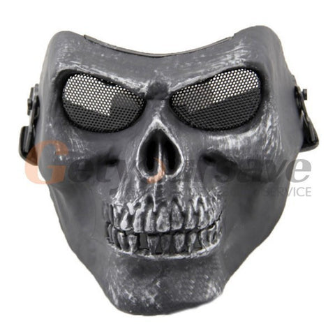 Full Face Skeleton Skull Mask