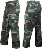 Woodland Camo CargoTactical Pants [🇺🇸Shipped from USA]