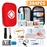 304 Pcs Emergency Survival Kit [🇺🇸Shipped from USA]